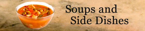 Soups and Sides Banner.
